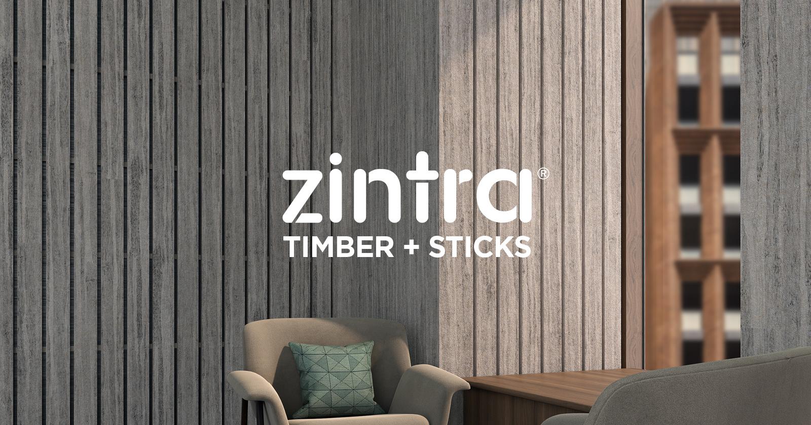 Zintra Timber and Sticks